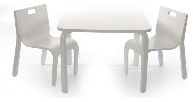 York set table et 2 chaises au design scandinave pour - Set de table new york ...