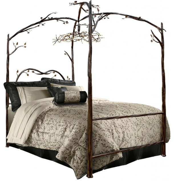 Canopy Style Beds Traditional Canopy Beds Other