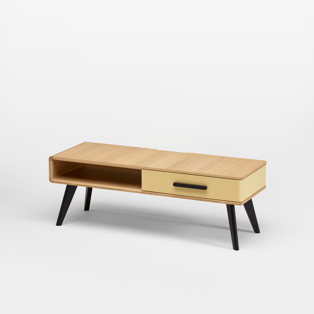 Table basse paul scandinave table basse other metro for Table basse salon scandinave