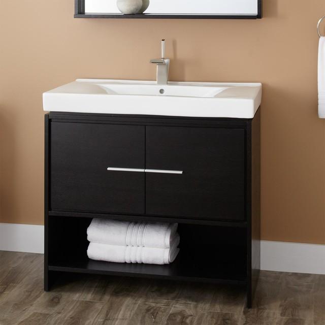 36 Kyra Vanity Modern Bathroom Vanities And Sink Consoles By Signature Hardware