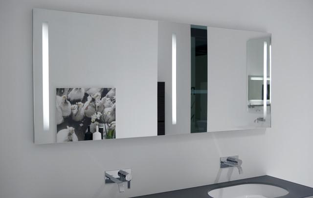 Cool Antonio Lupi Back Lit Mirrors  Modern  Bathroom Mirrors  Vancouver
