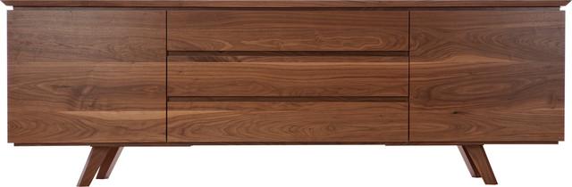 walnut buffet sideboard 1