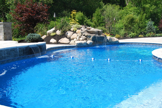 Luxury Poolscape