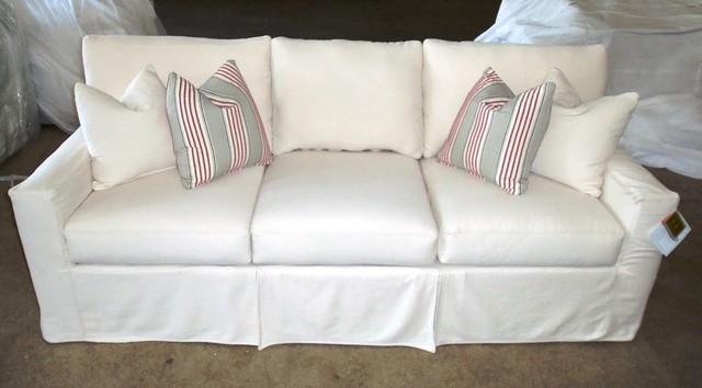 Rowe Monaco Slipcover Sofa Sectional