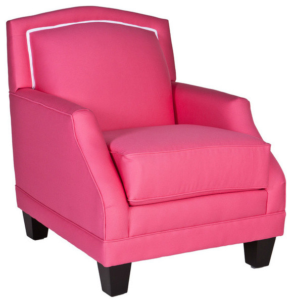 The Marilyn Lounge Chair Pink Eclectic Armchairs