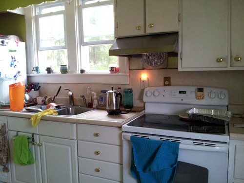 Need suggestions redesigning my kitchen for Redesign my kitchen