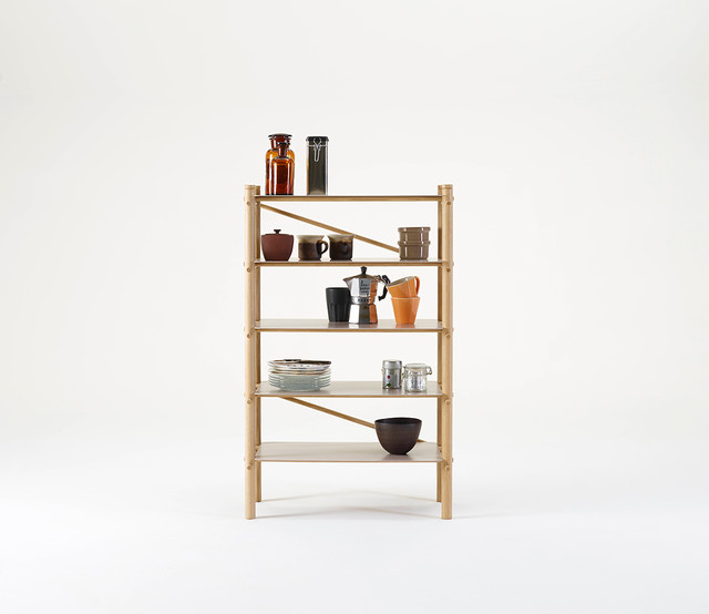 andamio modern b cherregale sonstige von florian. Black Bedroom Furniture Sets. Home Design Ideas
