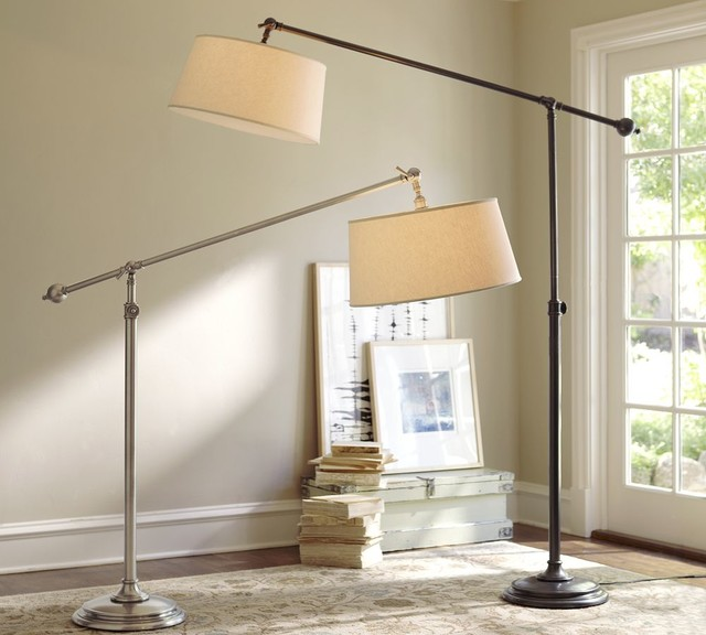 Pottery Barn Wall Lamps: Chelsea Sectional Floor Lamp