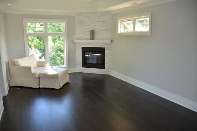 ledgestone wallcladding-Fireplace