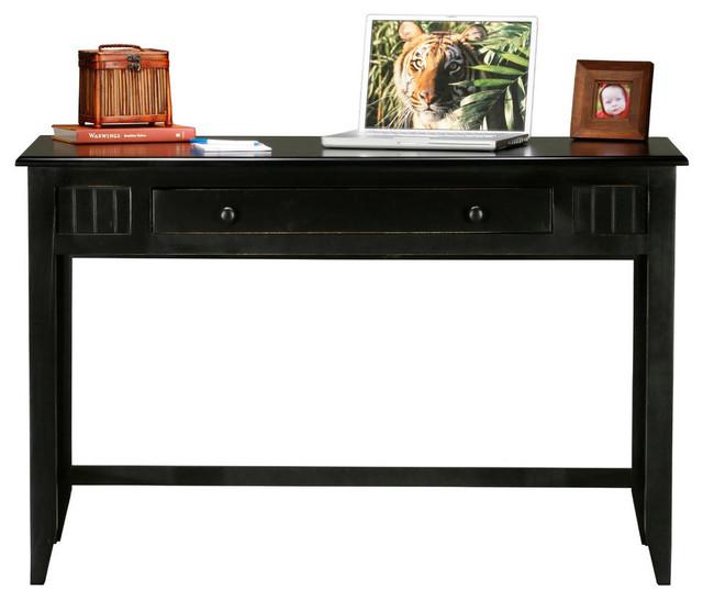 Traditional Furniture Manufacturers: Eagle Furniture Coastal Writing Desk, Tempting Turquoise