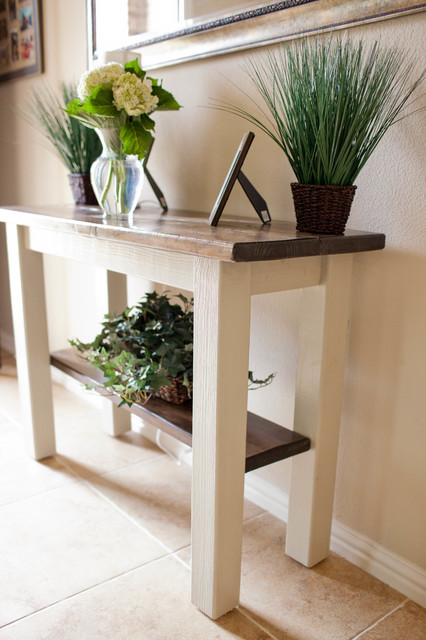 Foyer And Entry Way Tables Farmhouse Buffets And