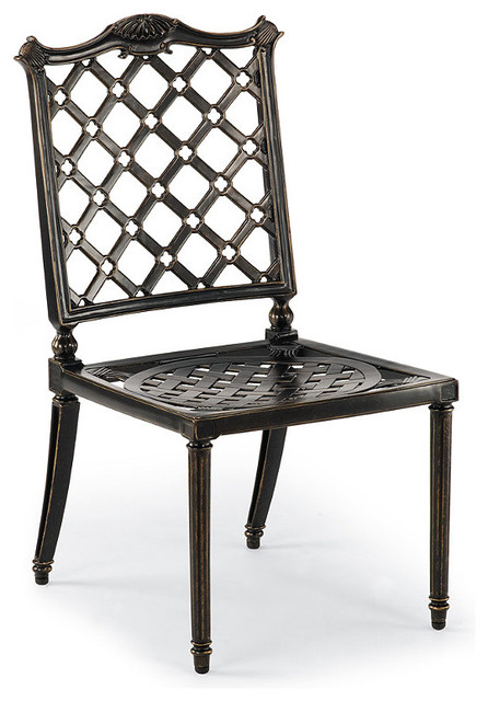 Glen Isle Dining Chairs Cover Walnut Frontgate Contemporary Dining Ch