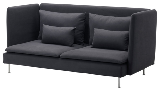 s derhamn bauhaus look zweisitzer sofas loveseats von ikea. Black Bedroom Furniture Sets. Home Design Ideas