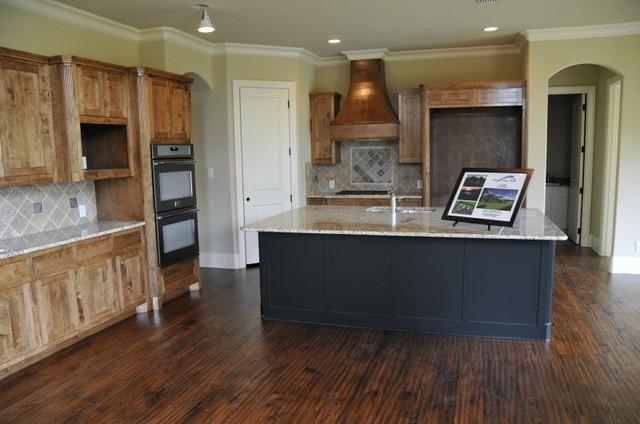 Keller Project Nortex Custom Hardwood Floors