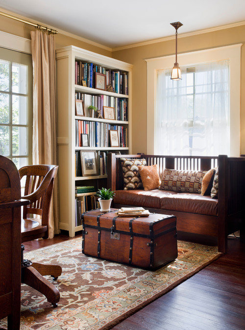 Charming Home Tour The American Foursquare Town Country Living