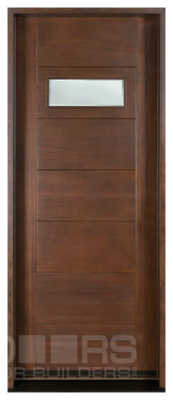 modern collection custom solid wood doors modern