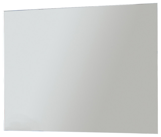 """32"""" Frame-less LED Light Mirror. - Contemporary - Bathroom Mirrors - by Macral Design Corp"""