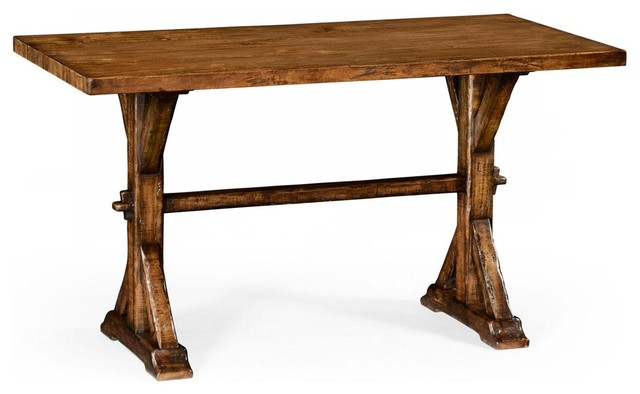 New Jonathan Charles Dining Table Walnut Traditional