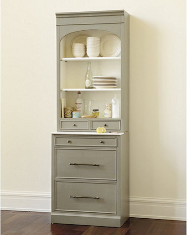 Paulette Server - Traditional - China Cabinets And Hutches - by Ballard Designs