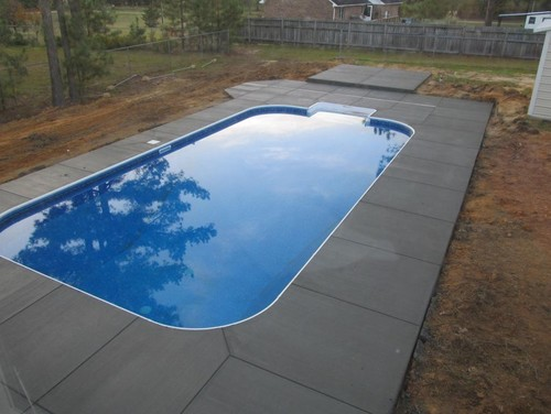 Need landscaping ideas for inground pool for Inground pool styles