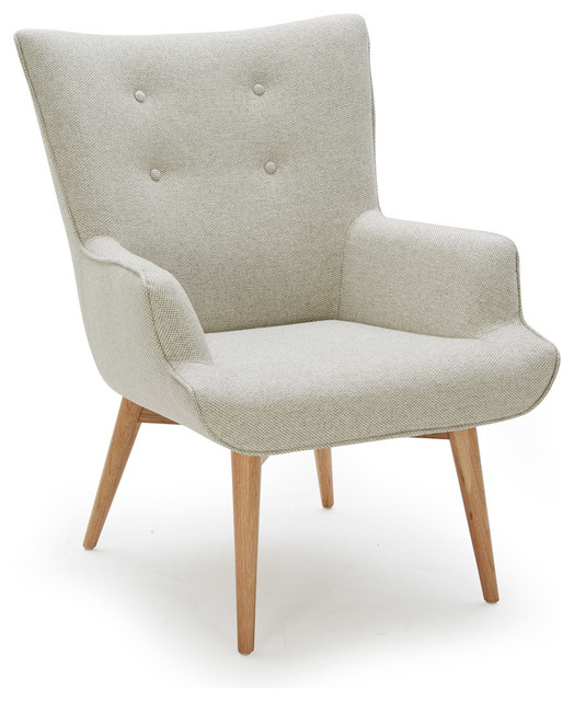 Sonny Armchair - Midcentury - Armchairs and Accent Chairs ...