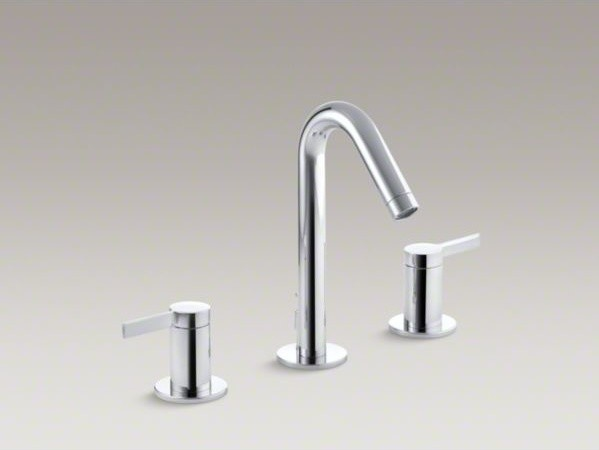 KOHLER Stillness R Widespread Bathroom Sink Faucet With Lever Handles Cont