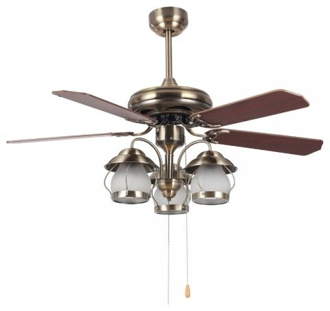 Traditional Ceiling Fans With Lights Aireryder Fn56312fp