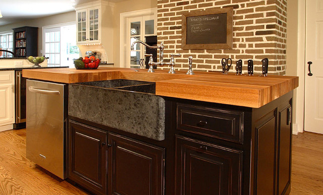 wood countertop thickness 1