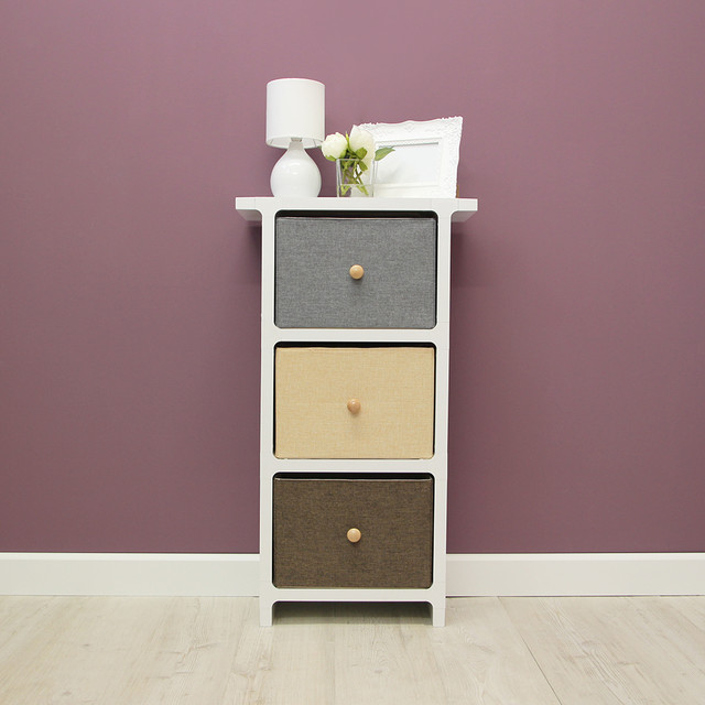 Mizu side table storage contemporary side tables end tables south east by cubiix - Contemporary side tables with storage ...