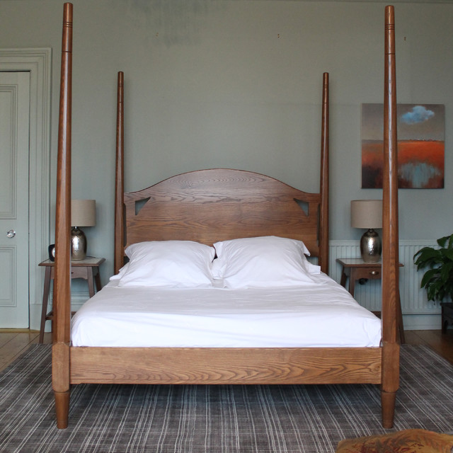 York for Traditional four poster beds