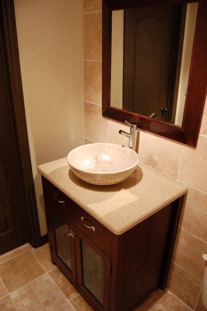 Small Vessel Bathroom Sinks : All Products / Bath / Bathroom Sinks