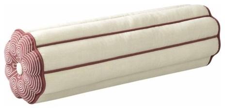 Modern Bolster Pillows : Harmony Bolster Pillow modern-decorative-pillows