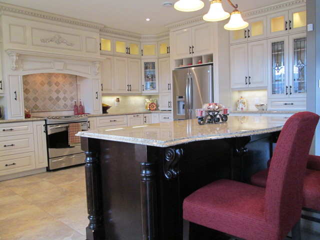 crown cabinets and fireplaces 2