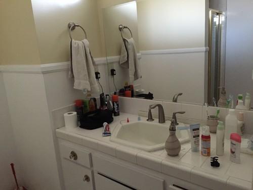 Help me pick tile for my bathroom 1 of 2 for Help me design my bathroom