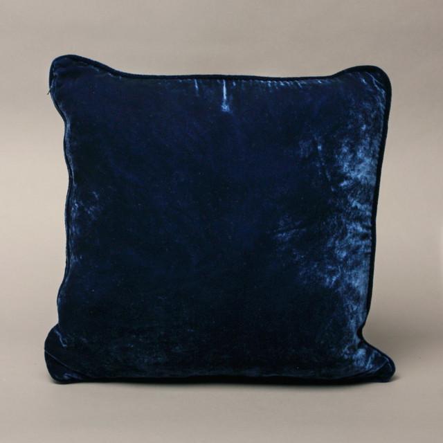 Decorative Victorian Pillows : Cushion ? Velvet/Star Gazey - Victorian - Decorative Pillows - other metro - by Cream Cornwall