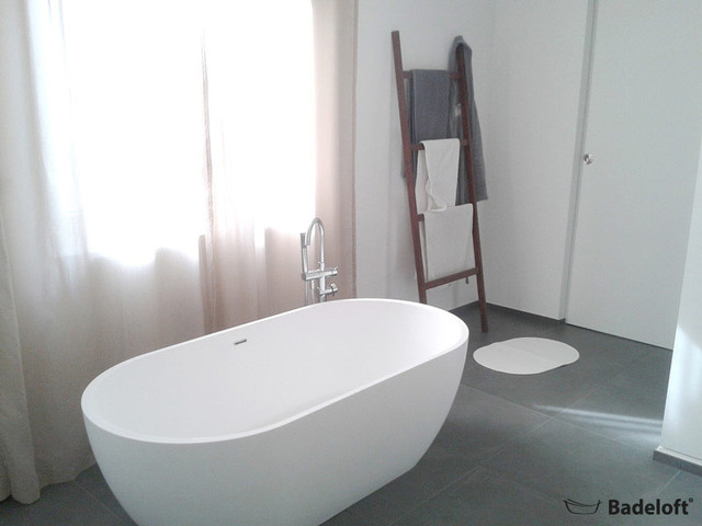 freistehende badewanne bw 02 xl modern badewanne. Black Bedroom Furniture Sets. Home Design Ideas