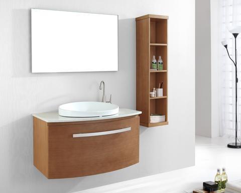Floating Bathroom Vanities - Contemporary - Bathroom Vanities And Sink Consoles - new york - by ...