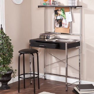 Upton Home Liza Black Multifunction Desk Contemporary Desks Writing Bureaus By