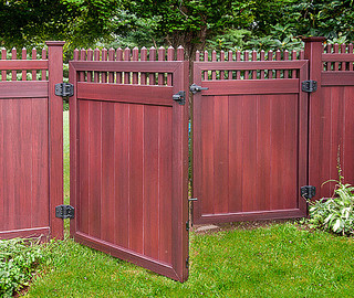 Vinyl Fences in NJ