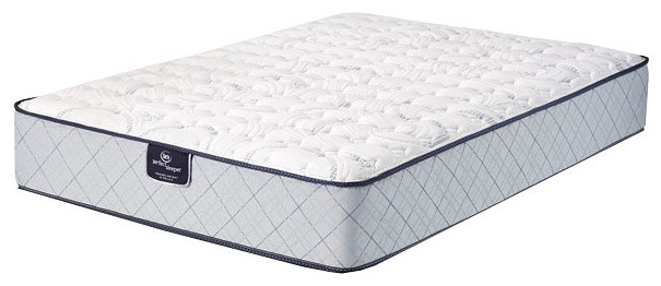 Serta Perfect Sleeper Firm Mattress King Contemporary