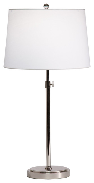 Astrid Adjustable Table Lamp Traditional Table Lamps