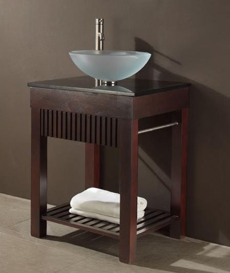 Small Bathroom Vanities - Traditional - Bathroom Vanities ...