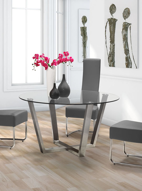 Brush Dining Table Modern Toronto By Lofty Ambitions Modern Furniture
