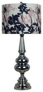 table lamp transitional table lamps raleigh by parrotuncle. Black Bedroom Furniture Sets. Home Design Ideas
