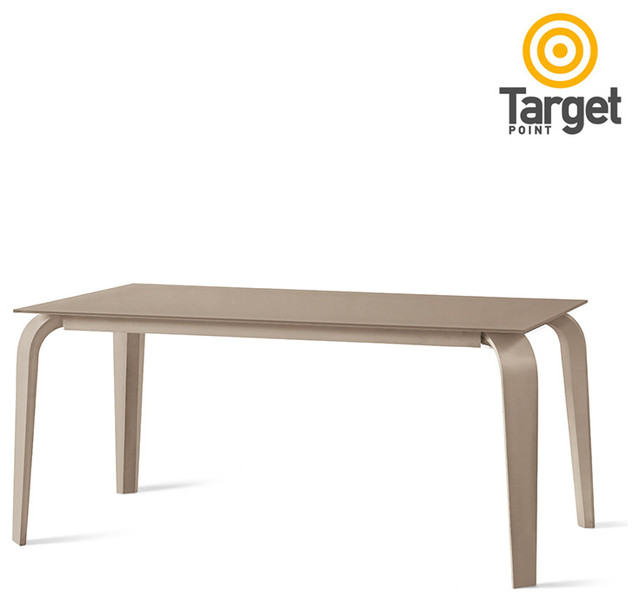 Magellano Modern extendable dining table by Target Point  : modern dining tables from www.houzz.com.au size 640 x 602 jpeg 32kB