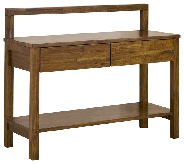Alba Solid Wood Sideboard Contemporary Buffets And