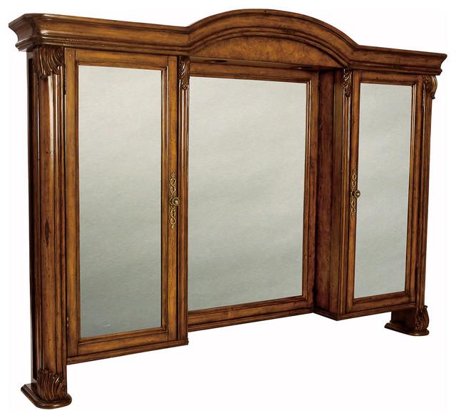 Four Seasons Lighted Medicine Cabinet - Traditional - Bathroom Mirrors ...