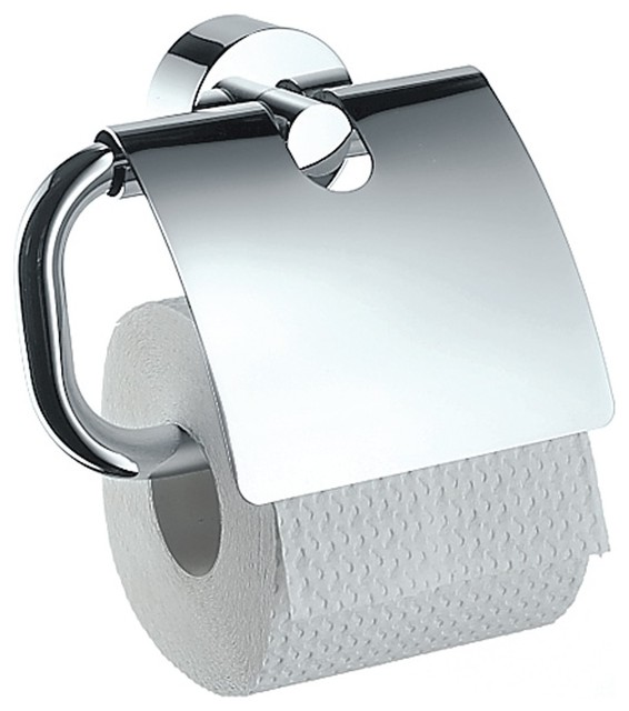 Hansgrohe 41538000 Axor Uno Toilet Paper Holder With Cover
