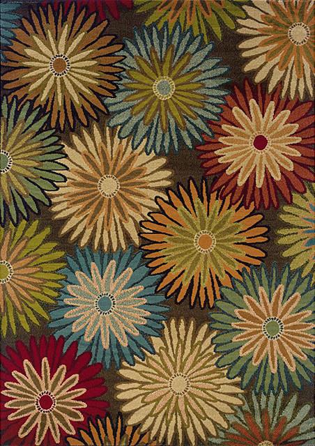 7 foot round kitchen rugs