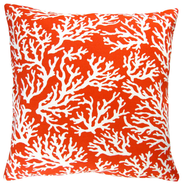 Beach Style Outdoor Cushions : Artisan Pillows 18